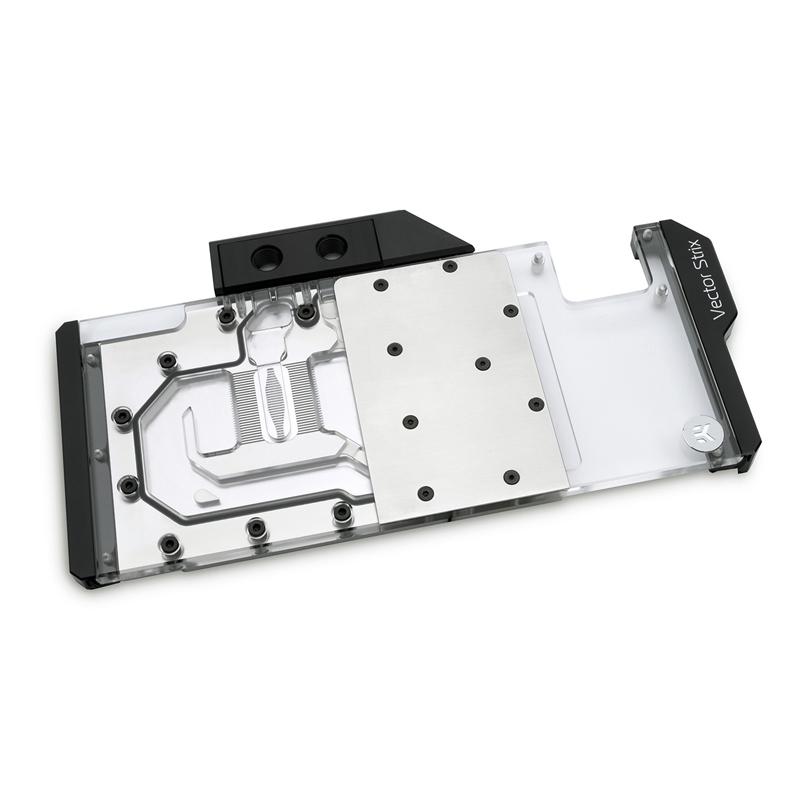 EK Vector Strix RTX 2080 RGB - Nickel and Plexi GPU Waterblock