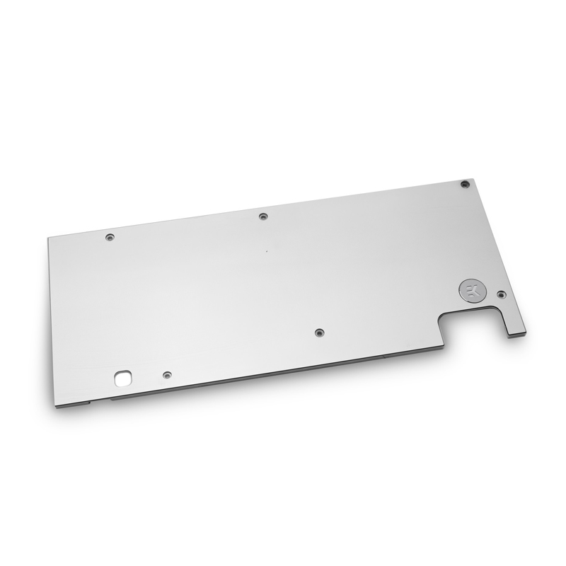 EK Vector Strix RTX 2070 GPU Backplate - Nickel