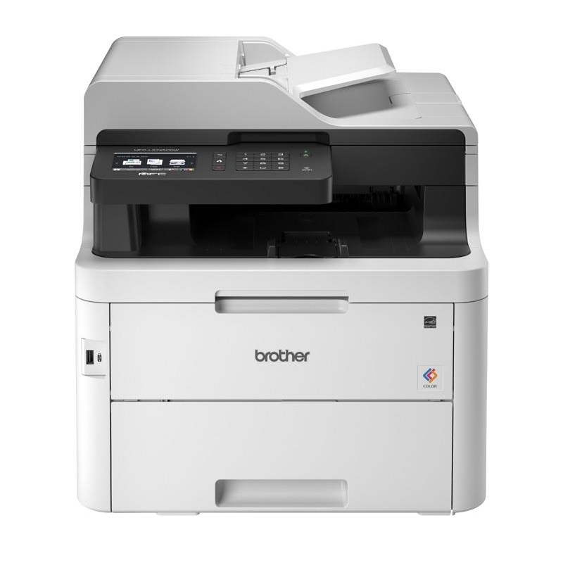 Brother MFC-L3745CDW Wireless Network Laser A4 Colour Multifunction Printer
