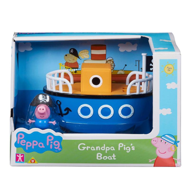 Peppa Pig Vehicles Boat