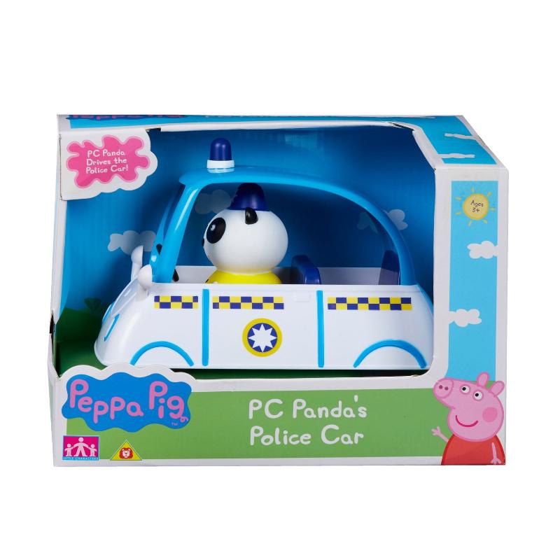 Peppa Pig Vehicles Police Car