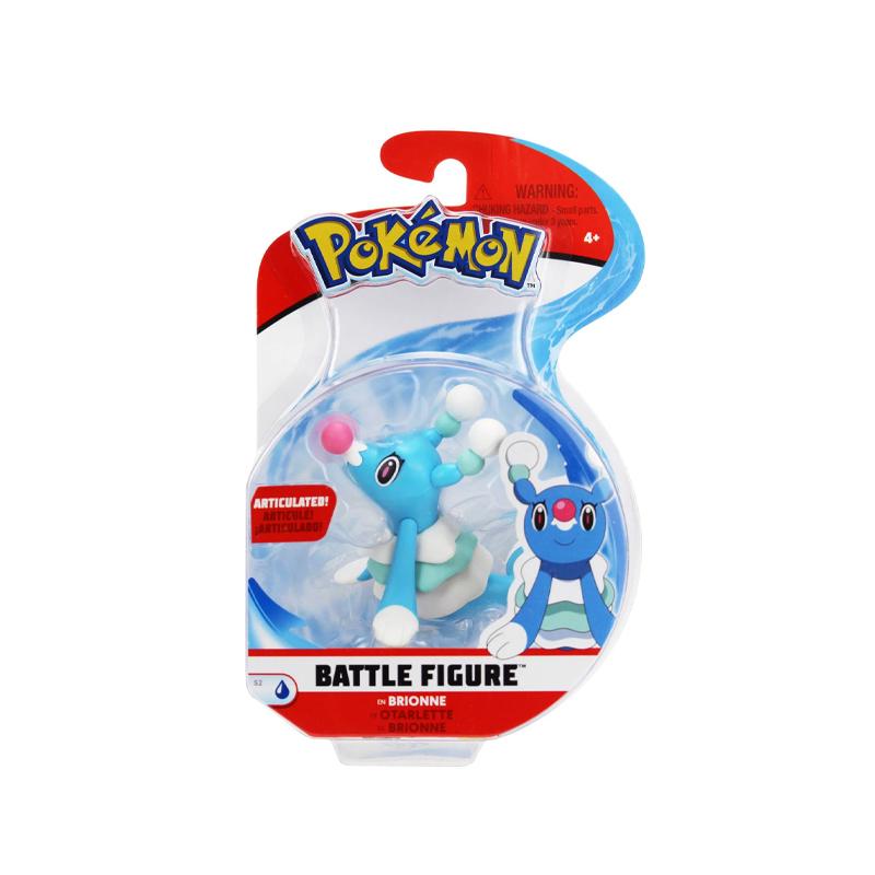 "Pokemon Battle Figure Pack 2"" & 3"" Brionne"