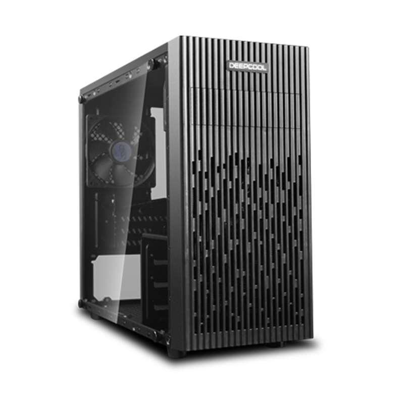 Deepcool Matrexx 30 Tempered Glass Mini Tower mATX Case