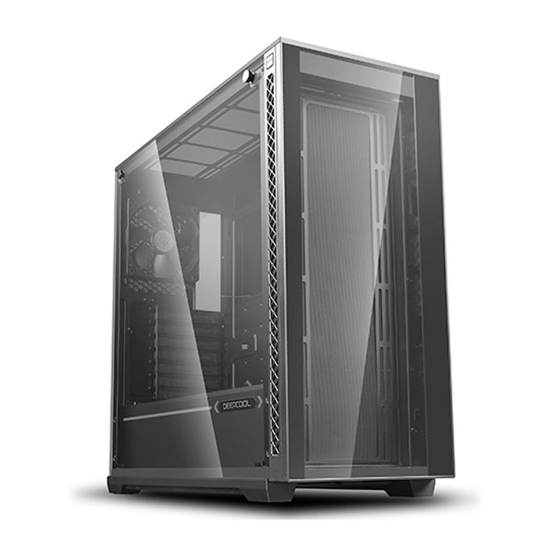 Deepcool Matrexx 70 RGB Tempered Glass Mid Tower EATX Case