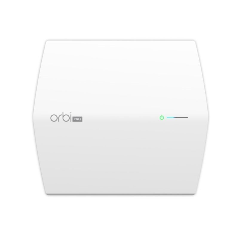 Netgear AC3000 Orbi Pro Tri band Ceiling Mesh Wireless Access Point Add-on Satellite (SRC60)