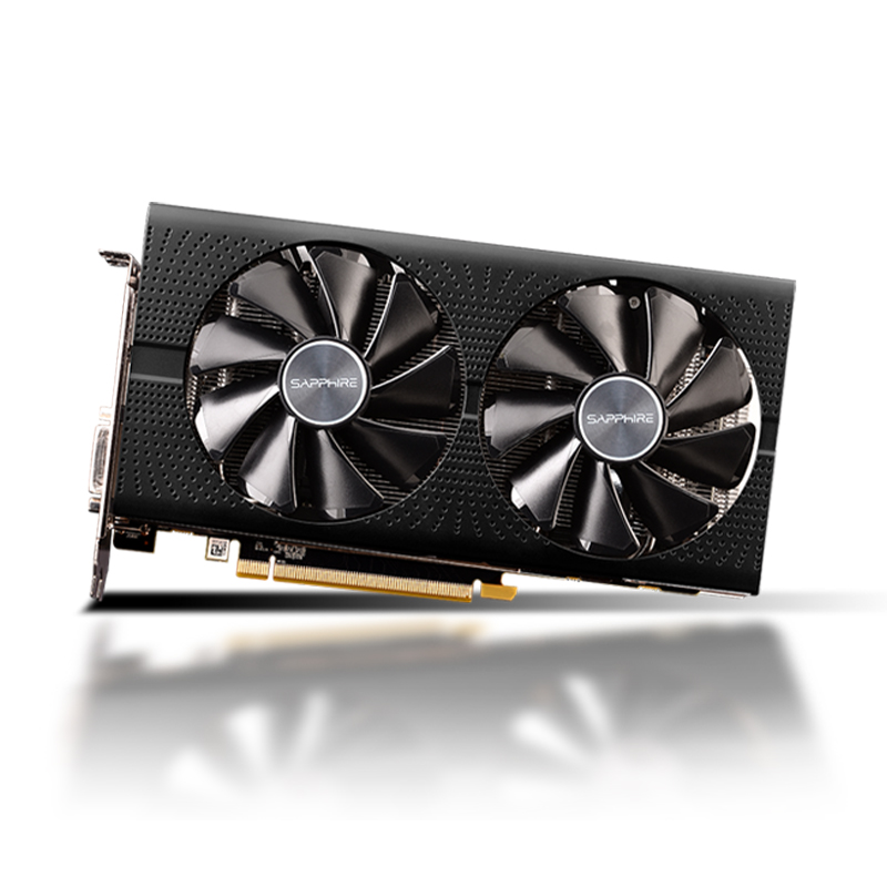 Sapphire Radeon RX 570 8G Pulse Gaming Graphics Card