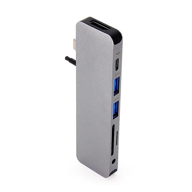 HyperDrive Solo USB-C Multifunction Hub - Space Gray