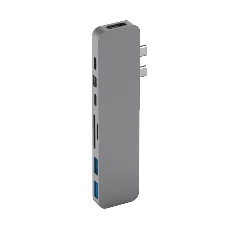 HyperDrive Pro MacBook Pro USB-C Multifunction Hub - Space Gray