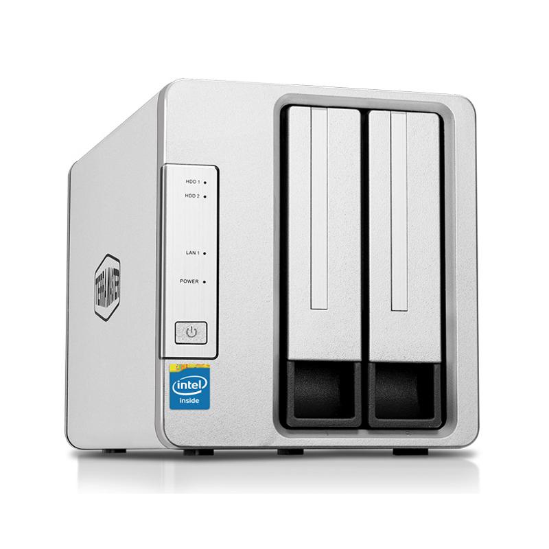 TerraMaster F2-220 2 Bay Dual Core 2GB NAS