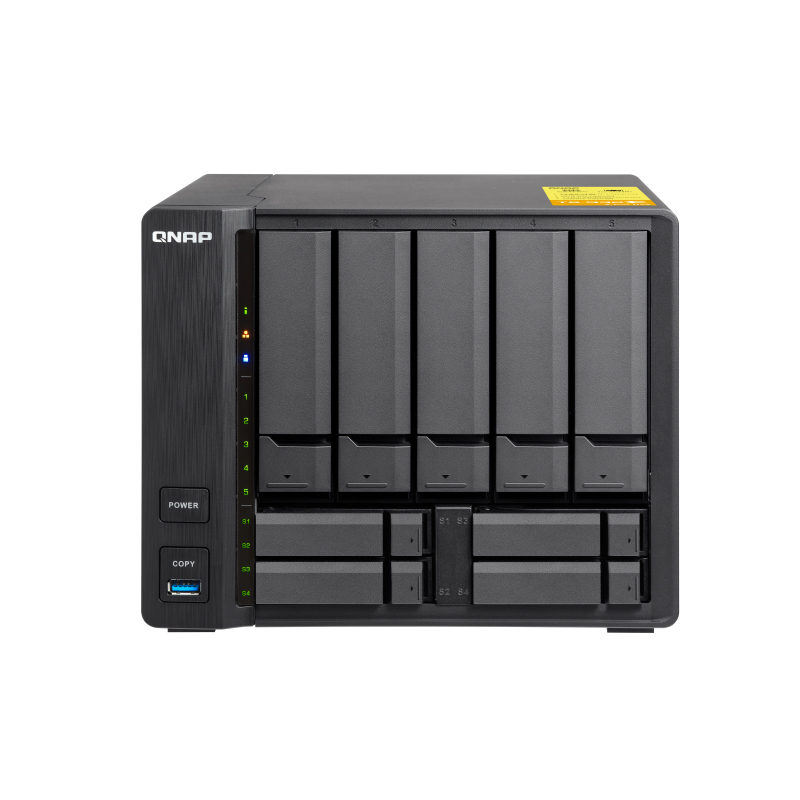 QNAP TS-932X-8G 9 Bay Quad Core 8GB NAS