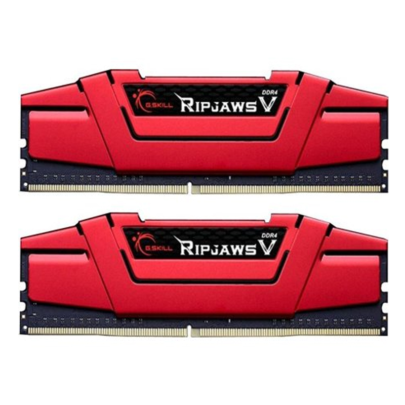 G Skill RIPJAWSV 16G KIT (8G X2) PC4-25600 DDR4 3200MHZ