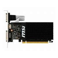 MSI GeForce GT 710 1GB DDR3 LP VGA DVI HDMI Video Card