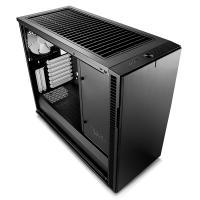 Fractal Design Define R6 USB Type C Mid Tower EATX Case - Black