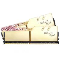 G.Skill 32GB (2x16GB) F4-3600C19D-32GTRG Royal 3600MHz DDR4 - Gold
