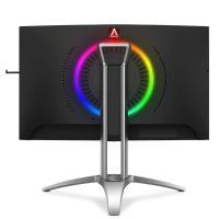 AOC 27in 2K-QHD 144Hz FreeSync2 RGB Lighting Curved Gaming Monitor (AG273QCX/75)