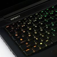 Infinity 17.3in FHD 144Hz i7 9750H RTX 2060 512GB SSD Gaming Laptop (S7-9R6-88)