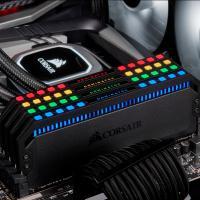 Corsair 16GB (2x8GB) CMT16GX4M2C3200C16 Dominator Platinum RGB 3200MHz DDR4 RAM