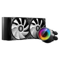 Deepcool Castle 240mm RGB V2 Liquid CPU Cooler