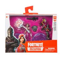 Fortnite Season 1 Duo Figure Pace Black Knight Triple Threat