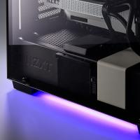 NZXT Hue 2 Underglow 200mm RGB LED Strips 2 Pack Kit