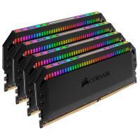 Corsair 32GB (4x8GB) CMT32GX4M4C3200C16 Dominator Platinum RGB 3200MHz DDR4 RAM