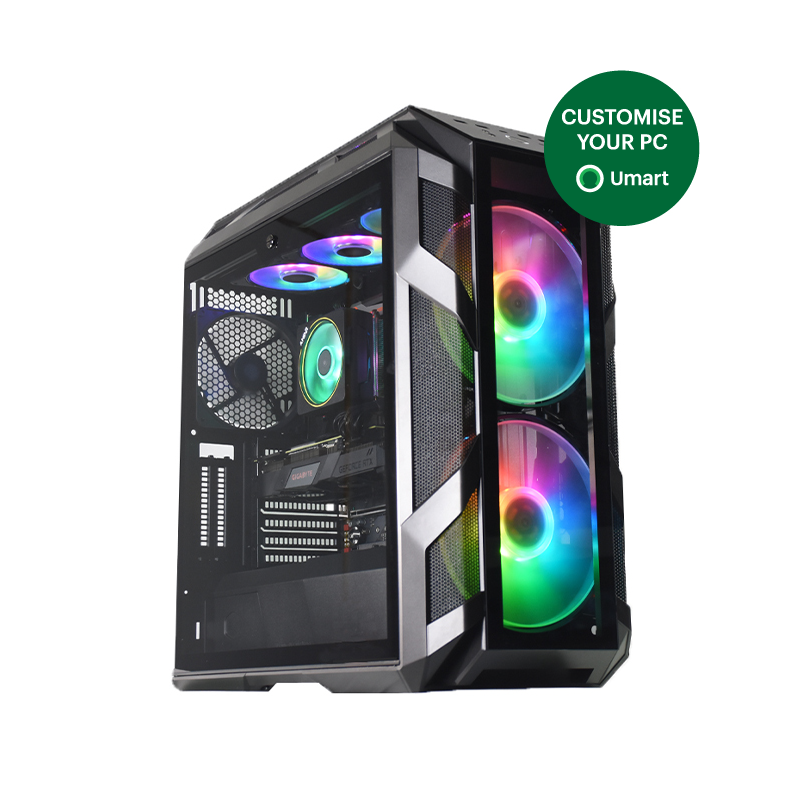 Customise your PC & have Umart build it!