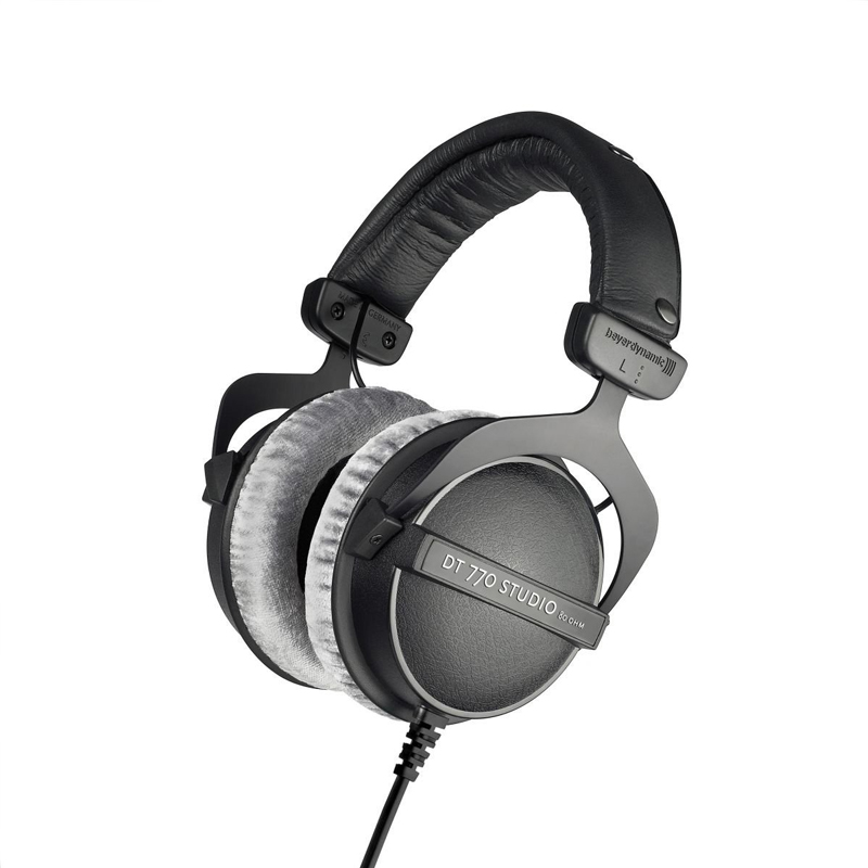 Beyerdynamic DT770 Pro Closed Reference Studio Headphones 80 Ohm