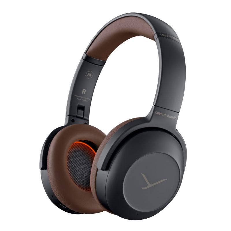 Beyerdynamic Lagoon Explorer Active Noise Cancelling Bluetooth Headphones - Brown