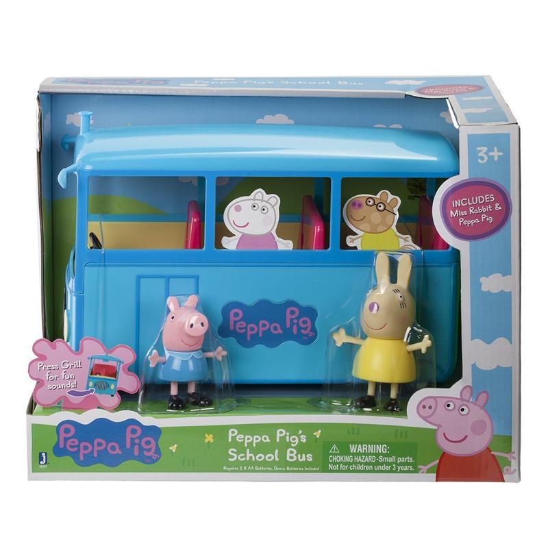 Peppa Pig Vehicles BUS