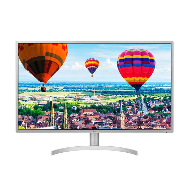 LG 32in WQHD LED IPS FreeSync Monitor (32QK500-W)