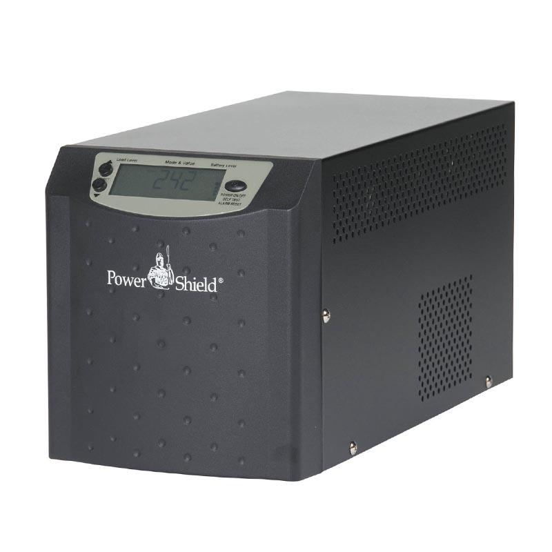 Powershield UPS Commander 1000VA / 700W Line Interactive Pure Sine Wave Tower UPS with AVR