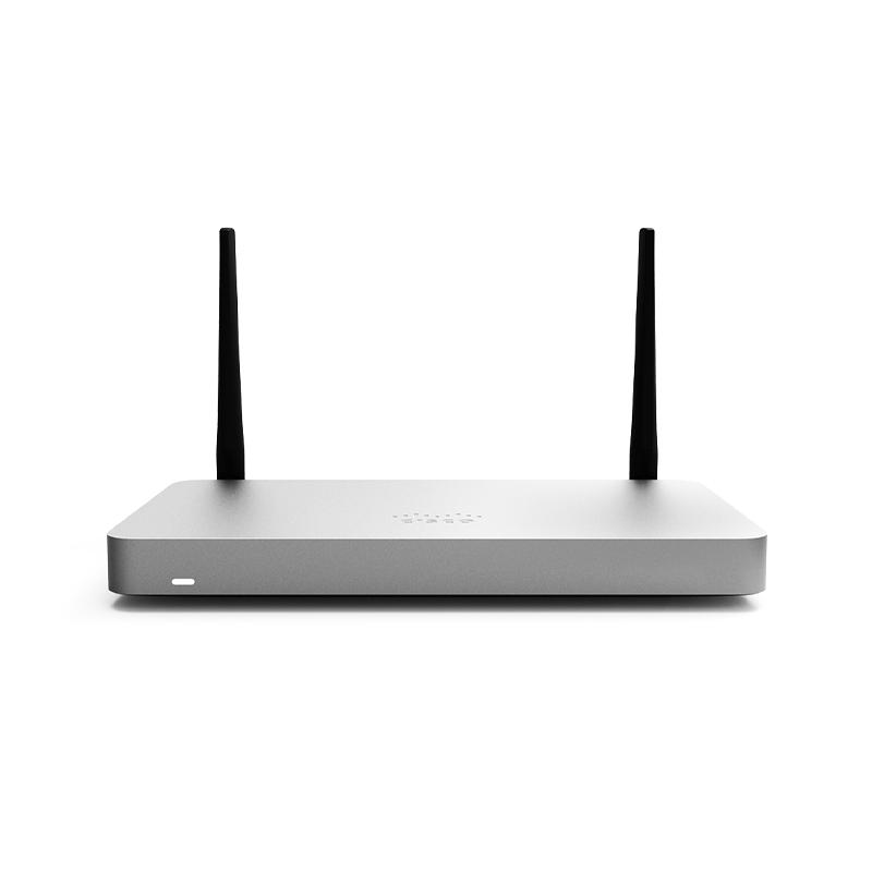 Cisco Meraki MX67C Cloud Managed Security LTE Router