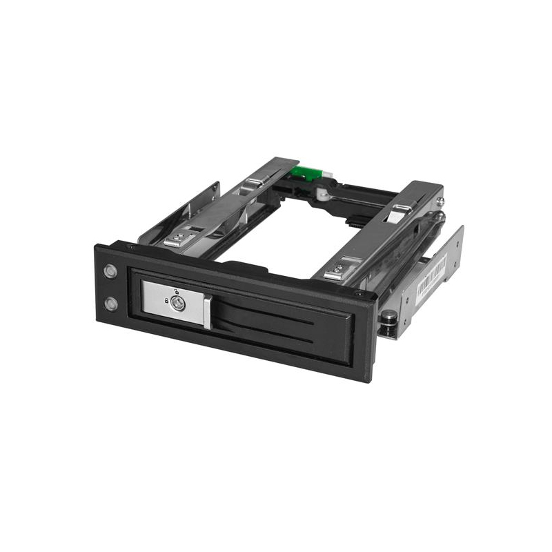 Startech 5.25in to 3.5in Hard Drive Hot Swap Bay