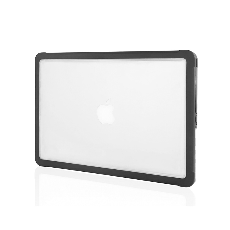 STM Dux MacBook Air 13in Retina Black Best-in-class Protection