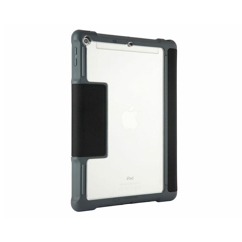 STM Dux Plus Case for iPad 6th Gen black