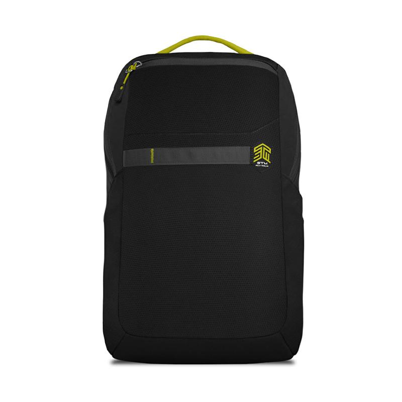 """STM Saga Notebook Bag (15"""") Black"""