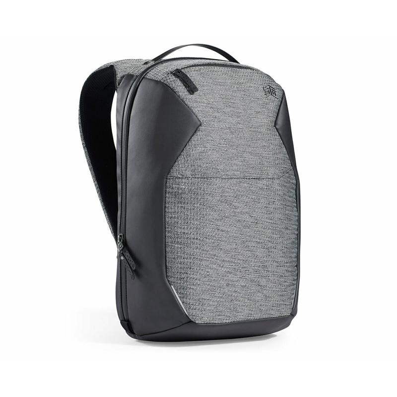 "STM Myth Notebook Back Pack Bag 18L(15"") Granite Black"