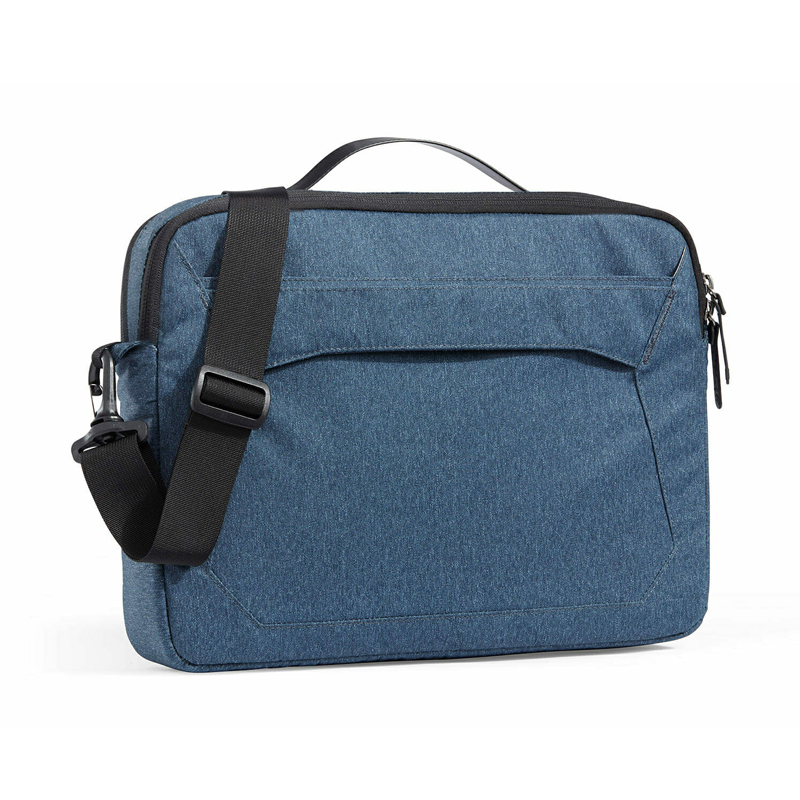 """STM Myth Brief Notebook Bag (15"""") Slate Blue"""