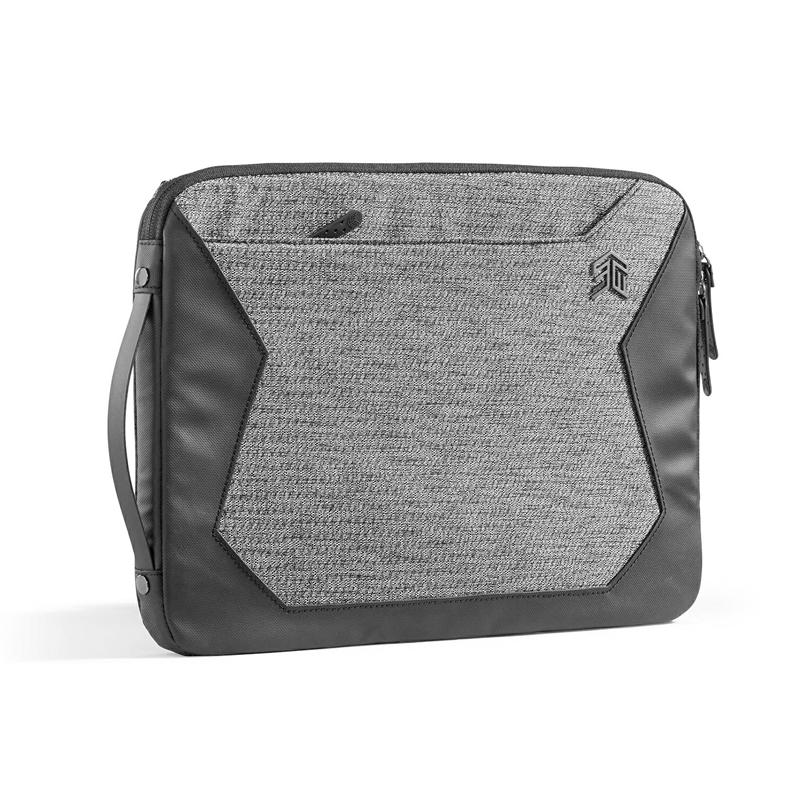"STM Myth Sleeve Notebook Bag (13"") Granite Black"