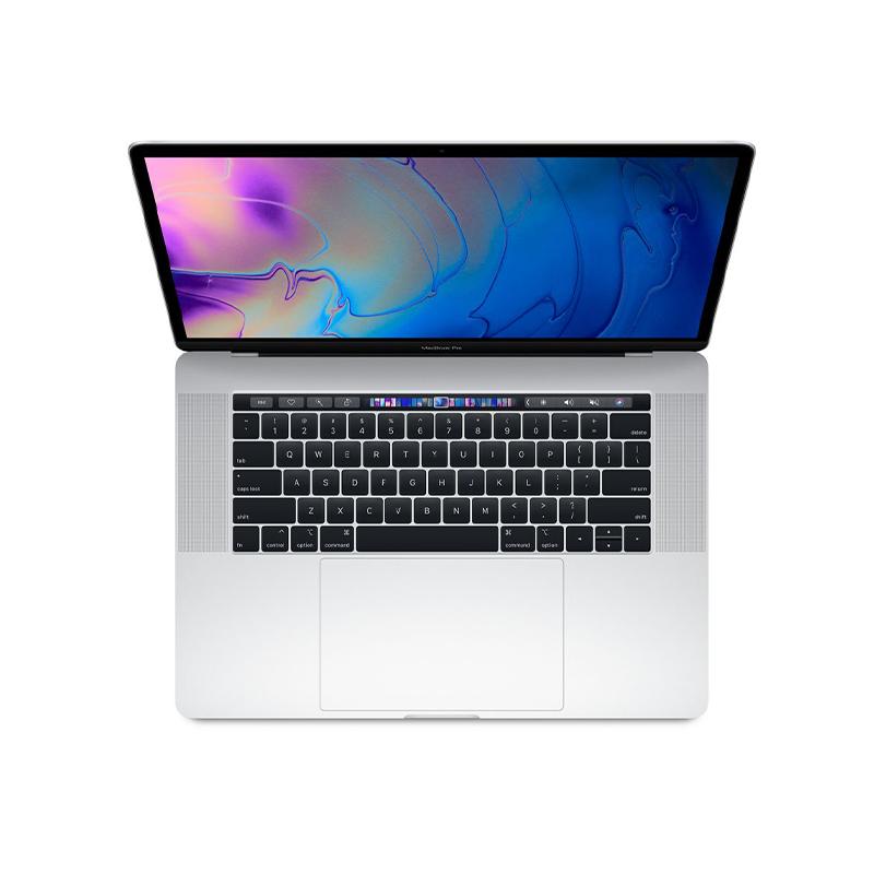 Apple 15in MacBook Pro 2019 - 2.6GHz 9th Gen Intel i7 256GB - Silver (MV922X/A)