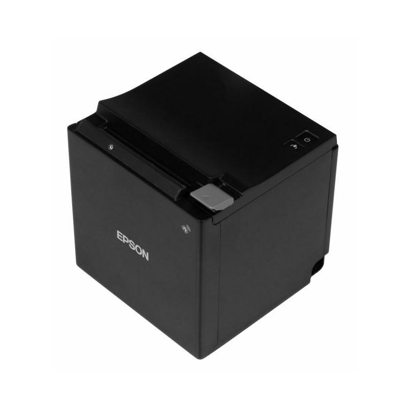 Epson TM-T30 Bluetooth Receipt Printer Black USB Charging
