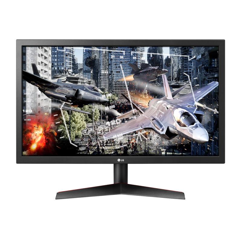 LG 23.6in FHD 1ms 144Hz FreeSync UltraGear Gaming Monitor (24GL600F-B)