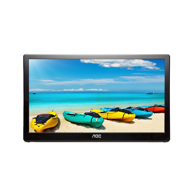 AOC 15.6in FHD IPS USB 3.0 Powered Monitor (MNAO-I1659FWUX)
