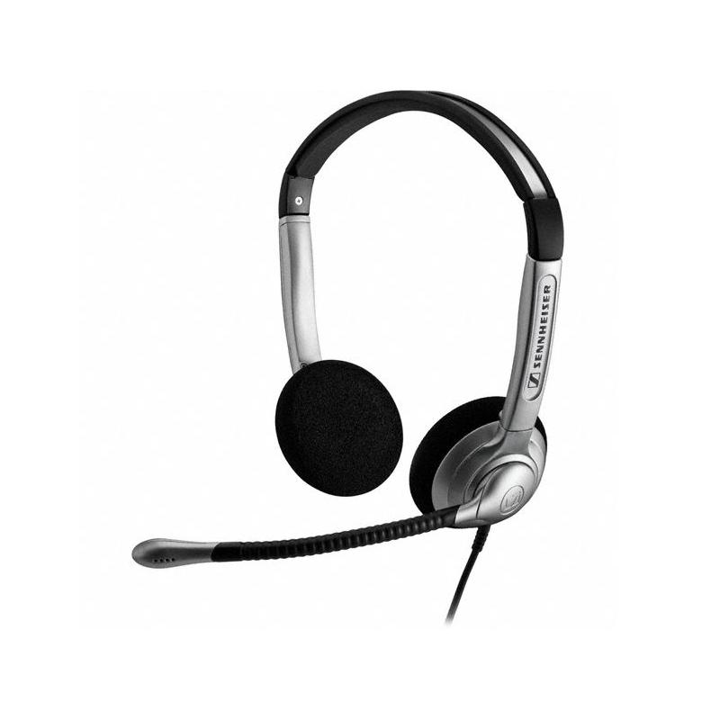 Senneheiser SH350 NC Microphone Binaural Headset