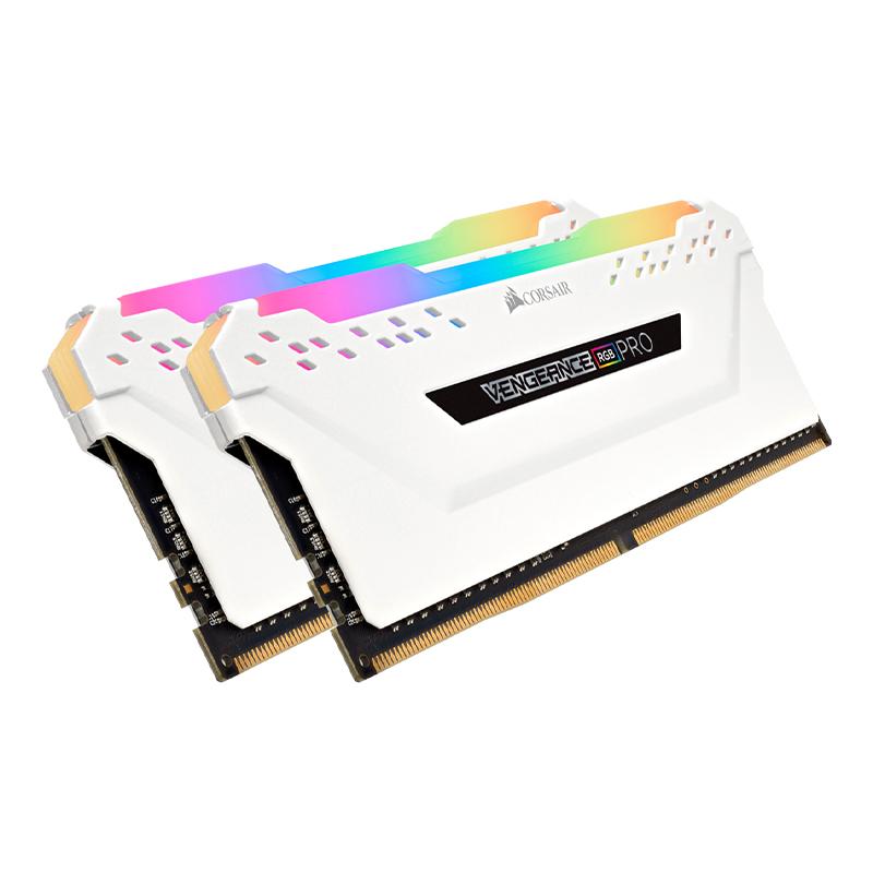 Corsair Vengeance RGB PRO 32GB(2x16GB)CMW32GX4M2C3000C15W DDR4 3000MHz