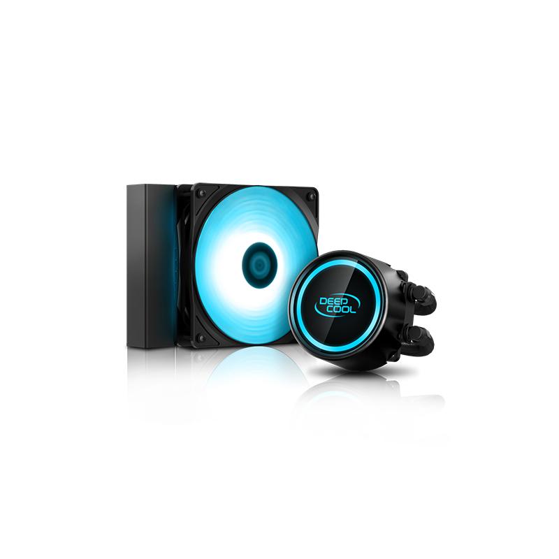 DeepCool Gammaxx L120 RGB V2 Enclosed Liquid Cooling System
