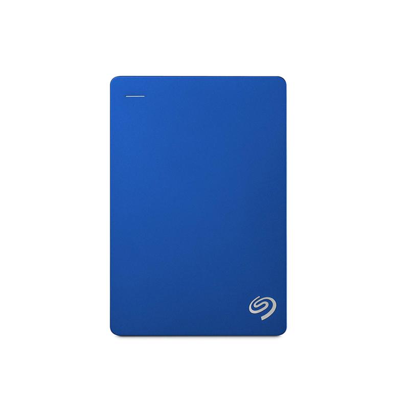 Seagate Backup Plus Slim Portable 2.5in 4TB HDD - Blue (STDR4000302)