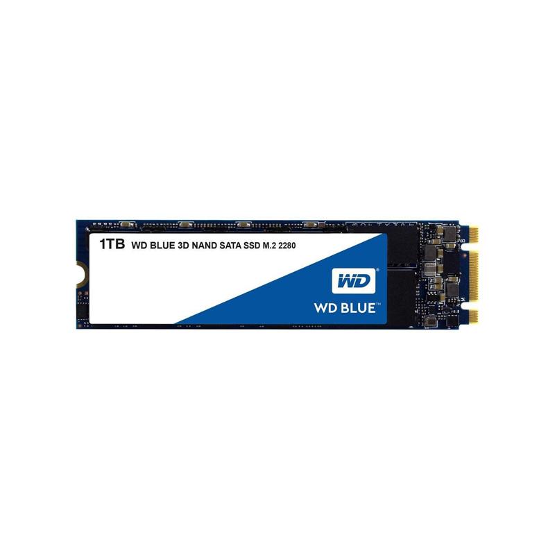 Western Digital 1TB Blue M.2 SATA SSD (WDS100T2B0B)