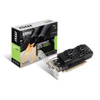MSI GeForce GTX 1050 Ti 4GT Low Profile 4GB Video Card