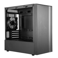 Cooler Master MasterBox NR400 Tempered Glass mATX Compact Case
